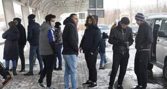 Хотели попасть в ЕС: правоохранители депортировали из Украины нелегальных мигрантов из Ирака