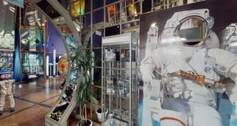 У Житомирі створили віртуальний 3D-тур Музеєм космонавтики: деталі