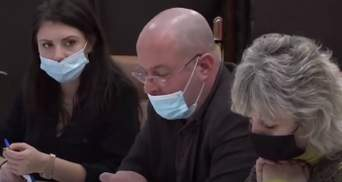 Депутат ОПЗЖ отказался разговаривать на украинском в мэрии Николаева: видео