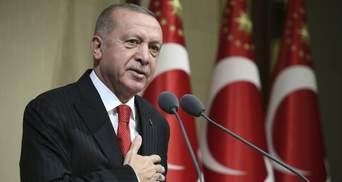 Ердоган щепився вакциною від Sinovac, яку хоче придбати Україна