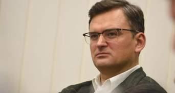 Україна не потребує порад, хто для неї є героєм, – Кулеба відповів послу Ізраїлю про Бандеру