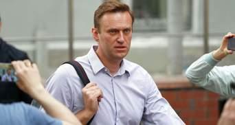 Журналистам запретили снимать на видео прилет Навального в аэропорт