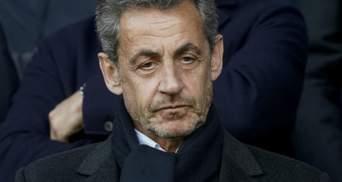 Мільйони євро для Саркозі: Франція розслідуватиме діяльність політика у Росії