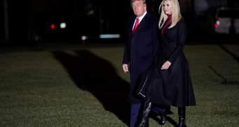 Іванка Трамп прийняла запрошення на інавгурацію Байдена і посварилась з батьком: деталі