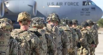 США зменшують кількість військових в Афганістані та Іраку до рівня 2001 року