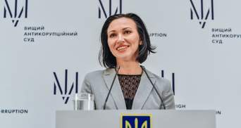 Голова ВАКС запевняє, що не спілкувалася з Вовком і Тупицьким на вечірці
