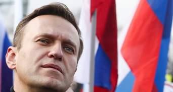 Навального задержали в аэропорту в Москве: видео