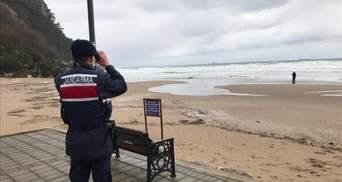Украинских моряков спасли с затонувшего судна в Турции: имена уцелевших