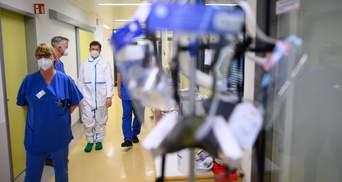 Скільки коштує лікування одного українця в лікарні з COVID-19