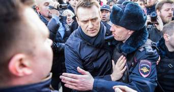 В Еврокомиссии и НАТО призвали Кремль освободить Навального