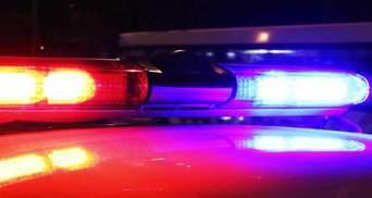 В Днепре водитель на элитном Porsche сбил патрульного