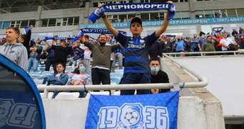 Президент Чорноморця відмовився продати клуб новому власнику стадіону в Одесі