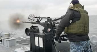 """Украинские военные проверили боевую готовность катера """"Славянск"""": мощные фото"""