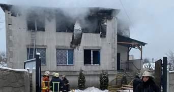 Пожар в доме престарелых в Харькове: все, что известно – фото, видео