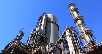 Цены на нефть серьезно пошли вниз