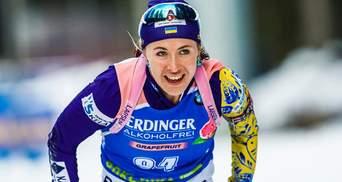 Це додало мені сил: Юлія Джима розповіла, як виграла срібну медаль в Антхольці