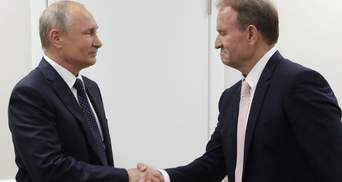 Помста Зеленському, – Котенко сказав, чому Путін передає полонених Медведчуку