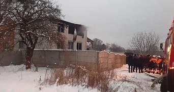 Порностудия и наркодиспансер: чем раньше занимались в доме, который горел в Харькове