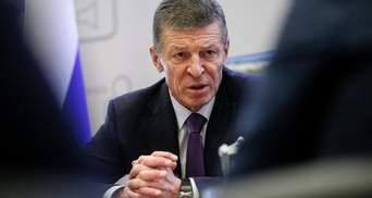 Заместитель администрации Путина Козак неожиданно появился на заседании ТКГ