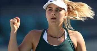 Мои интересные матчи со Свитолиной еще в будущем: эксклюзив с теннисисткой Мартой Костюк