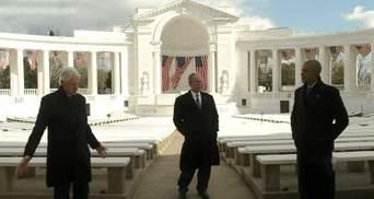 Бывшие президенты США Обама, Клинтон и Буш обратились к американцам – Голос Америки