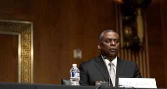 Главой Пентагона впервые станет афроамериканец: сенат одобрил кандидата Байдена