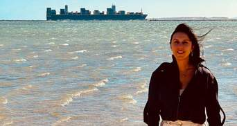 Джамала отправилась на отдых в Египет: живописные фото