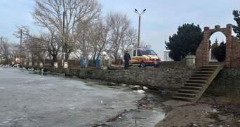 Гуляли по тонкому льду: в Одесской области 15 детей вышли на лиман