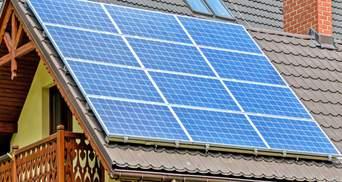 Інвестували 600 мільйонів євро: скільки українців встановили сонячні електростанції