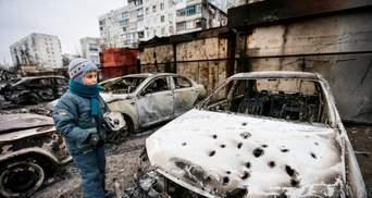 В Україні – 6 роковини обстрілу Маріуполя: фото