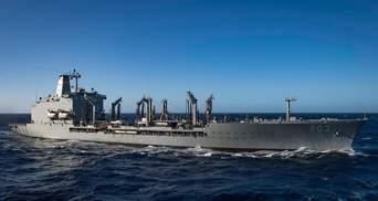 Другий військовий корабель США зайшов у Чорне море: деталі