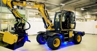 Компанія JCB розробила машину для швидкого ремонту ямок: вражаючі можливості новинки