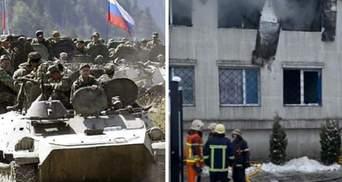 Головні новини 25 січня: загроза російського вторгнення, ще одна жертва пожежі в Харкові