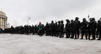 На протестах у Росії затримали майже 4 000 активістів: де найбільше