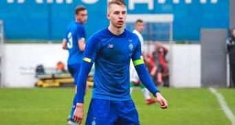 Футболист Динамо продолжит карьеру в Десне