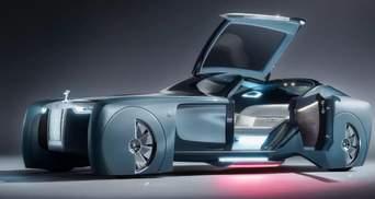 Rolls-Royce виготовлятиме розкішні електрокари: що про це відомо