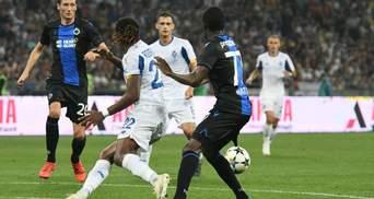 Динамо – Брюгге: матч Ліги Європи у Києві може відбутися з глядачами на трибунах