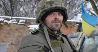 На Київщині автівка на смерть збила ветерана АТО: фото бійця