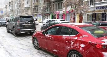 В Украине из-за непогоды заработал Штаб по ликвидации ее последствий на дорогах: подробности