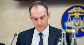 Колишнього главу податкової Верланова оголосили в розшук