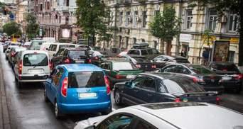 Пробки 27 января: где в Киеве лучше проехать утром