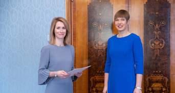 Эстония стала единственной страной в мире, которую возглавили только женщины