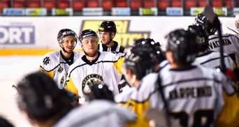 В українському клубі масове отруєння хокеїстів, матч довелося перенести