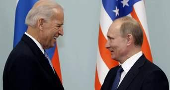 Байден і Путін під час розмови мали серйозні розбіжності щодо України, – Кремль
