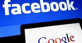 В Україні хочуть зобов'язати Facebook і Google платити податки: чому це погано для користувачів