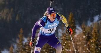 Украинец Прима попал в топ-10 индивидуальной гонки на чемпионате Европы по биатлону