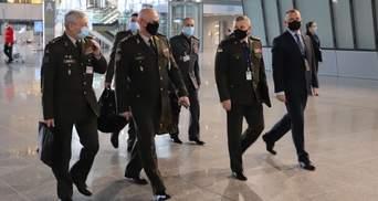 Хомчак посетил штаб-квартиру НАТО: какова была цель визита – фото