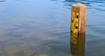 Жовтий рівень небезпеки: частину Волині та Рівненщини може затопити через підвищення рівня води