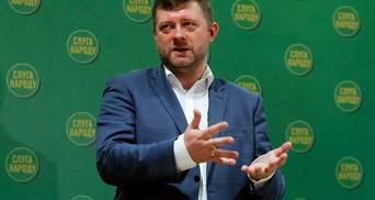 Корнієнко назвав голосування за закон про референдум подарунком Зеленському