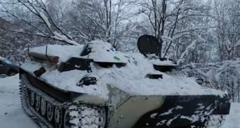 Бронетягач на полігоні на смерть роздавив військового ЗСУ: деталі
